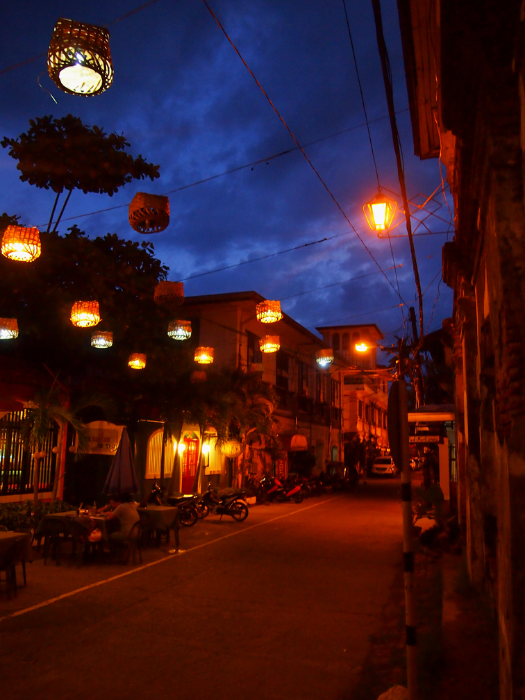 Vigan By Night - Long Term Travel