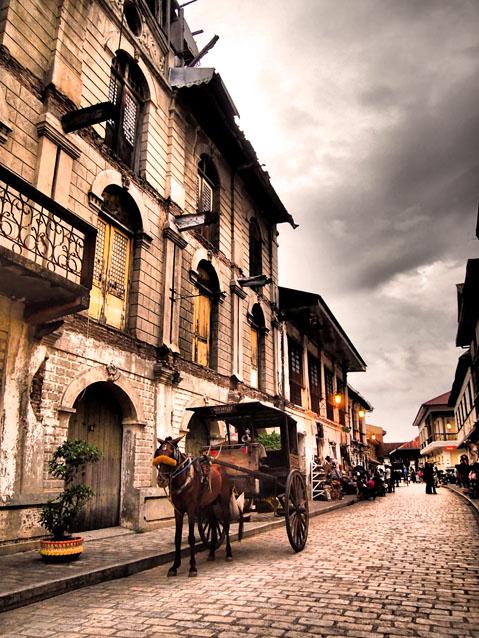 Vigan City - The Philippines