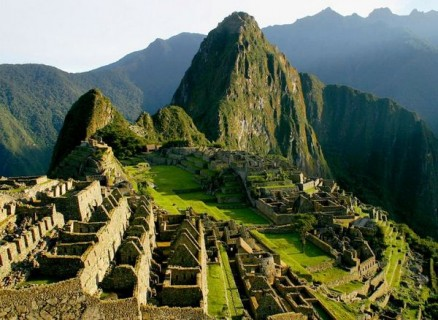 Machu Picchu - travel picture