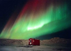 The Northern Lights travel picture