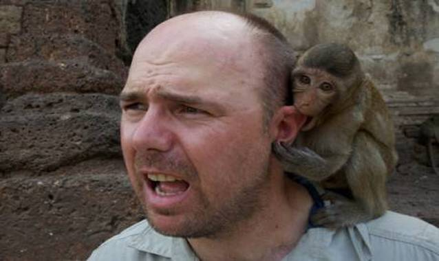Karl Pilkington - Long Term Travel