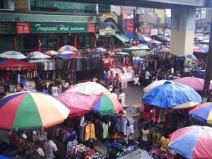 Manila city - Baclaran Market