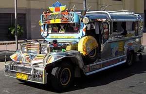 Manila city - Jeepney