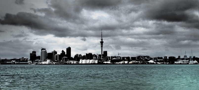 Auckland - New Zealand North Island