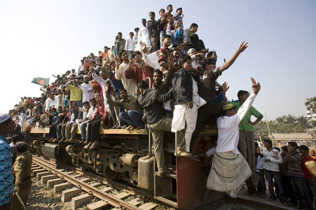 Trains - Long Term Travel