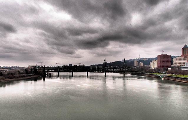 Long Term travel - Portland