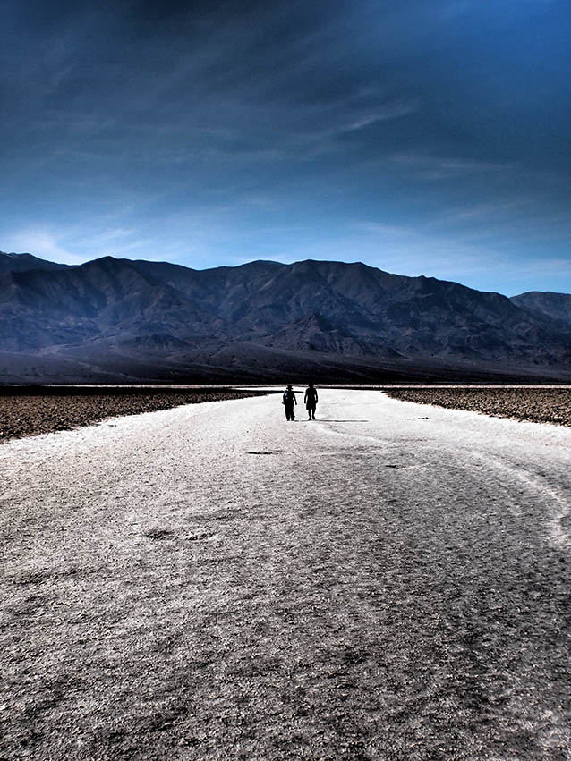 Death Valley - Long Term Travel