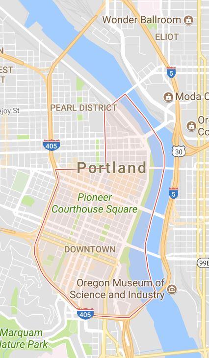 Portland Oregon Map Of Neighborhoods.Best Neighborhoods In Portland Best City In America