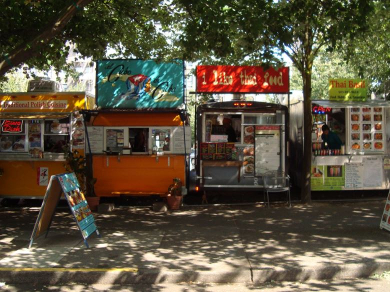 Food Carts Portland - Best Neighborhoods in Portland