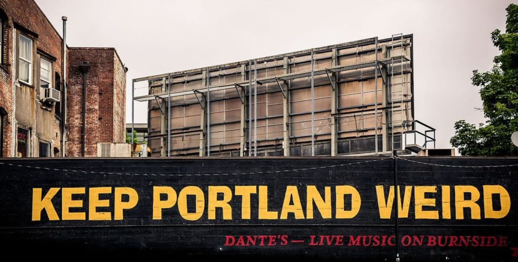 Keep Portland Weird - Best Neighborhoods in Portland