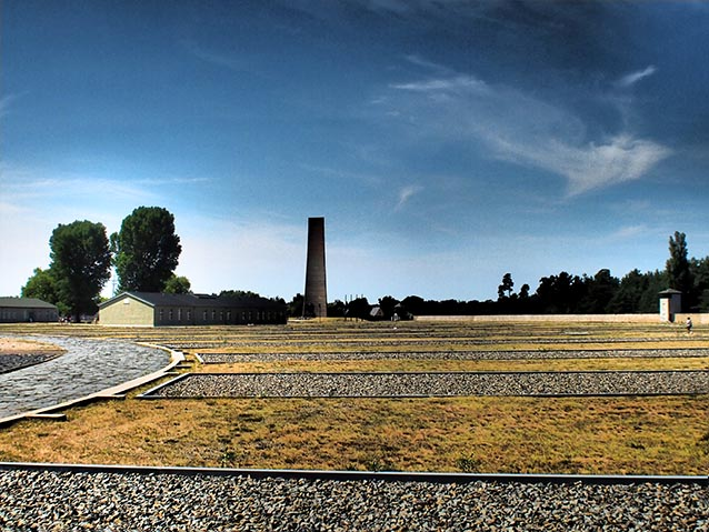Sachsenhausen Concentration Camp - Long Term Travel