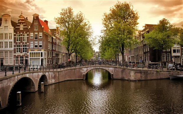 Amsterdam - Long Term Travel