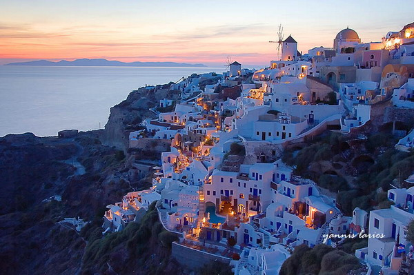 Santorini - Long Term Travel
