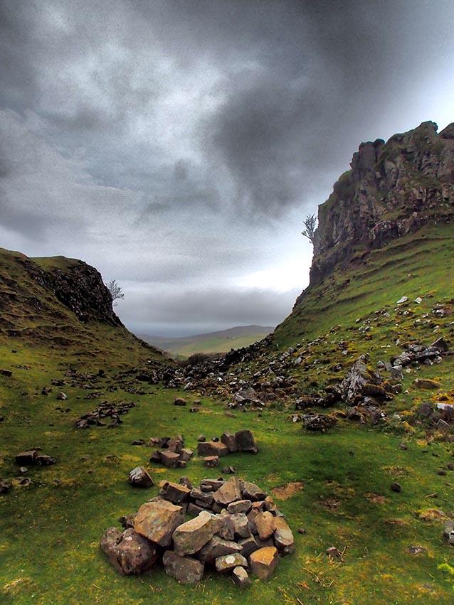 The Fairy Glen - Long Term Travel
