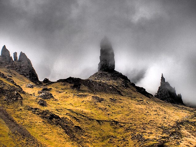 The Old Man of Storr - Long Term Travel