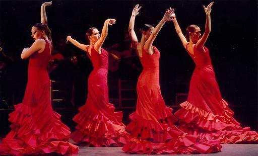 Madrid flamenco long term travel
