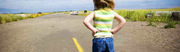 The Quiet Joys of Travelling with Children