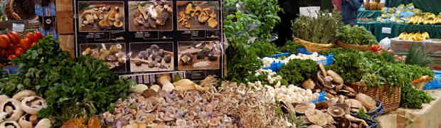London Markets: 5 Favourites