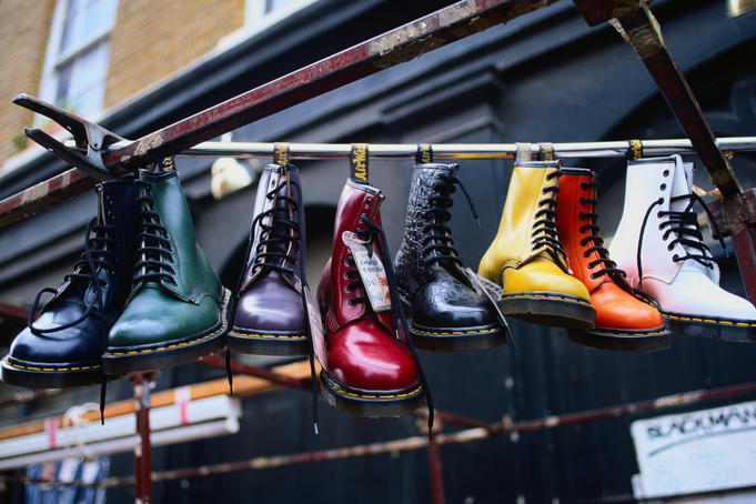 Best London Markets - Brick Lane Markets