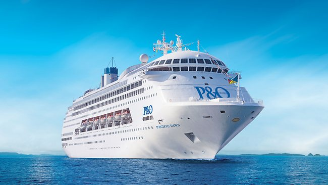 Long Term Travel - P&O Cruises