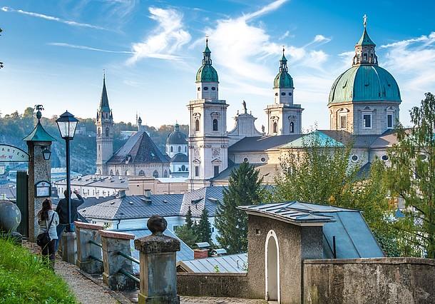 Salzburg - Best places to visit in Austria