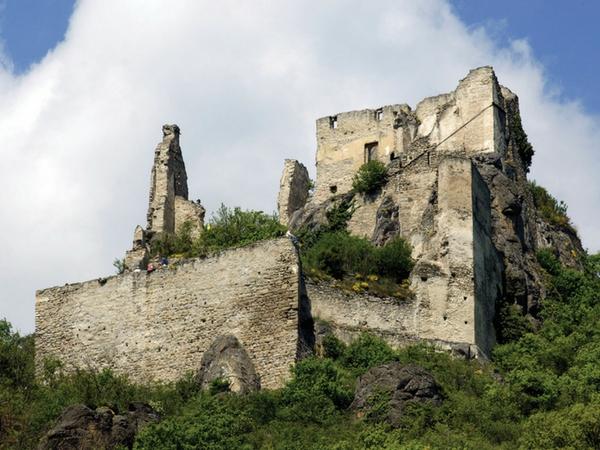 Dürnstein Castle - Places to visit in Austria