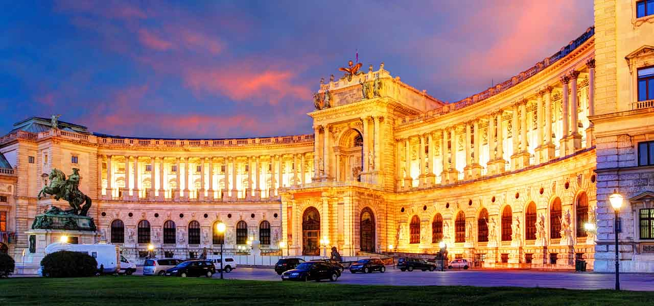 Vienna - places to visit in Austria