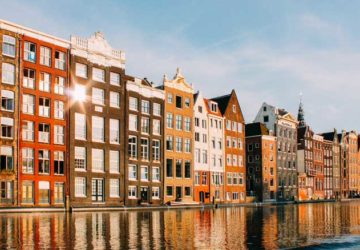 Best cities in europe for architecture - long term travel