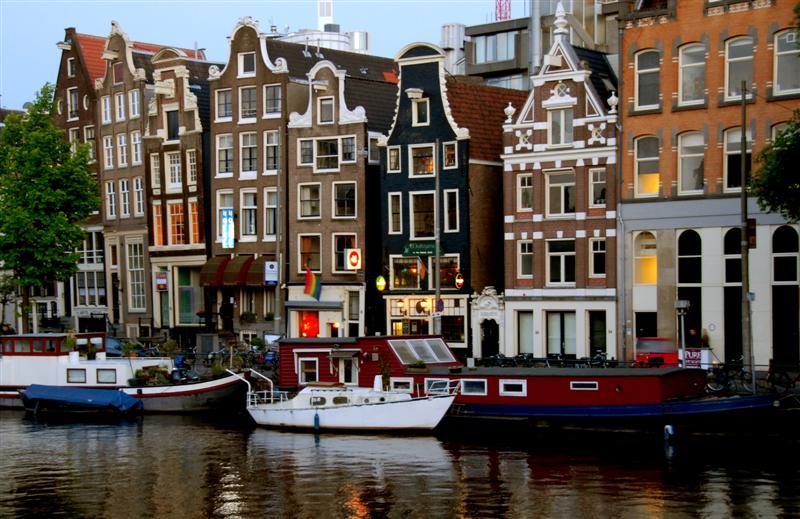 Amsterdam Long Term Travel