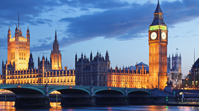 London - Long Term Travel