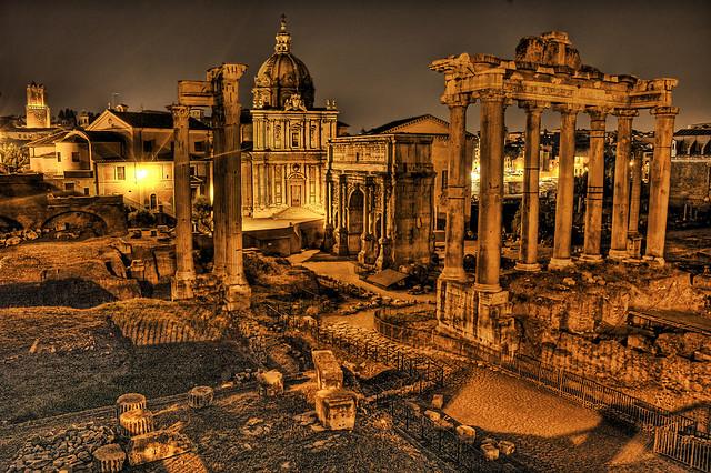 Roman Long Term Travel
