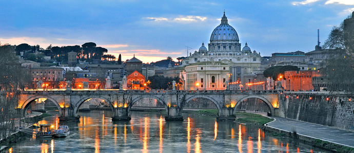 Rome - Long term travel
