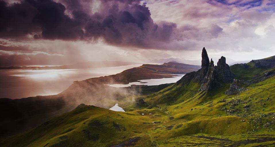 Scottish Highlands - Long Term Travel