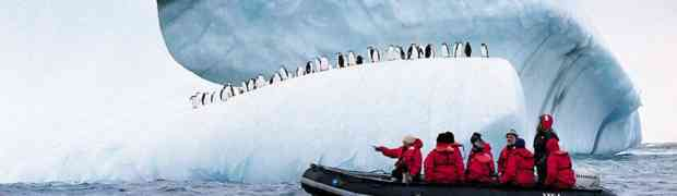 5 Of The World's Most Unusual Cruises
