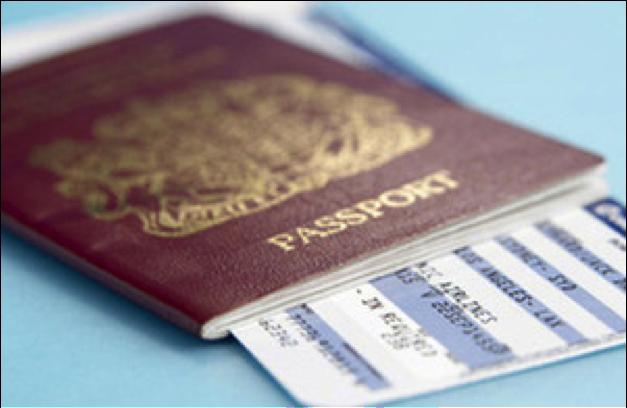 Replace Passport - Long Term Travel