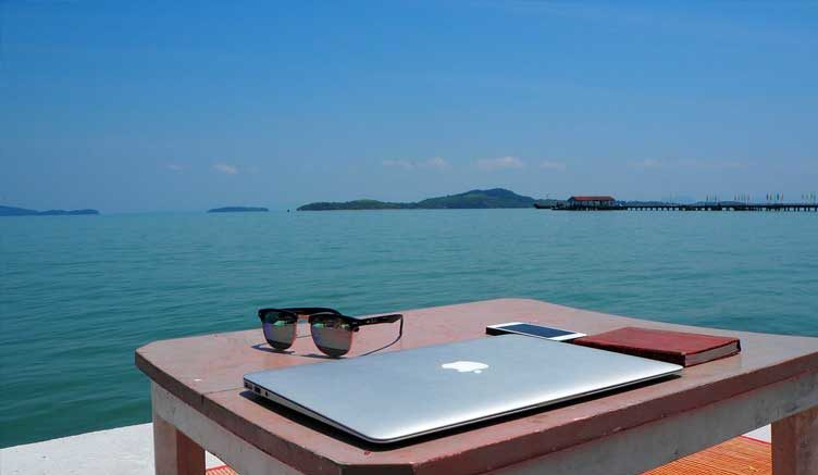 Digital Nomad - Long term travel