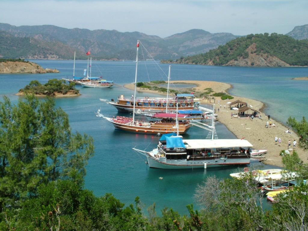 12 islands Fethiye - Turquoise Coast