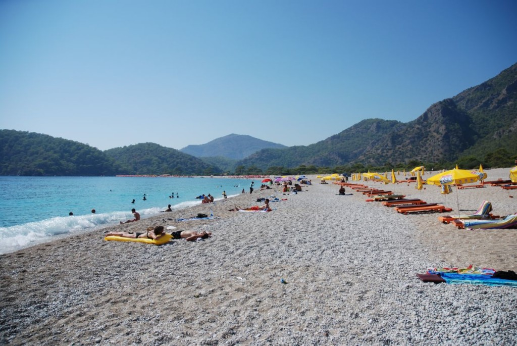 Oludeniz Blue Lagoon Turkey - Turquoise Coast