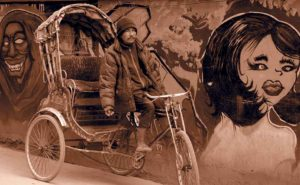 nepal-rickshaw - Long Term Travel