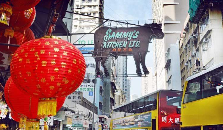 Airport Transfers in Hong Kong - Long Term Travel
