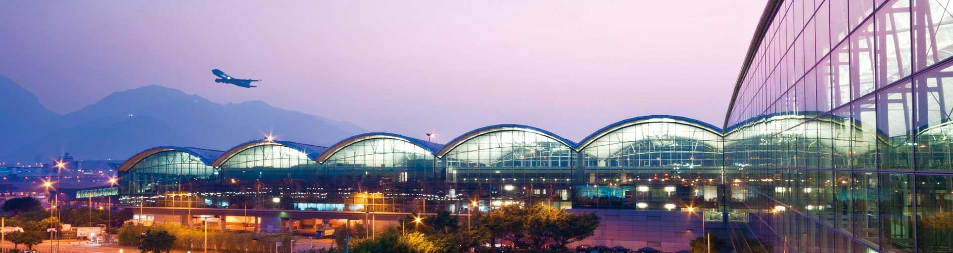 Hong Kong Airport - Long Term Travel