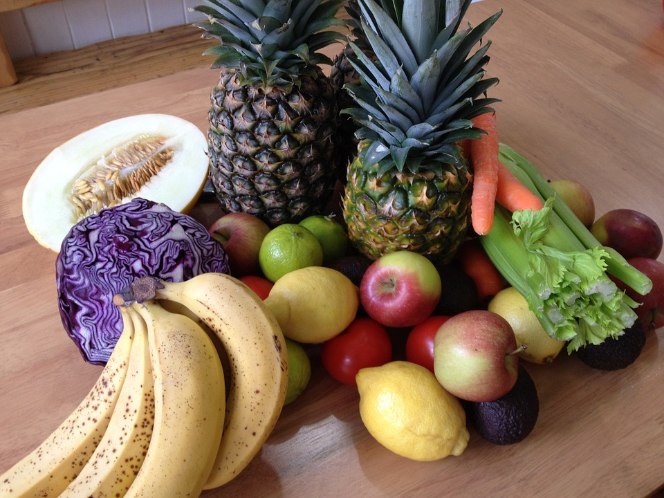 fresh-fruit-and-vegetables - Ethical Eating