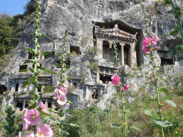 Lycian Ruins - Turquoise Coast - Turkey
