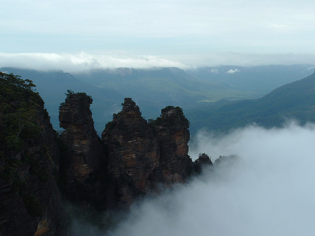 The Blue Mountains - Places To Go In NSW