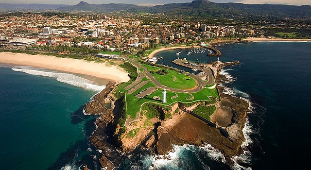 Wollongong - Places to go in NSW