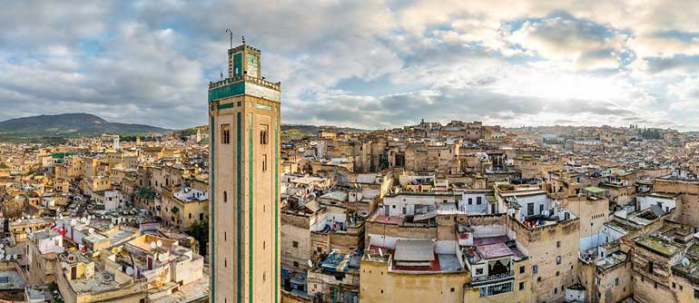 Planning a trip to Morocco - Fes - Nomadical Sabbatical