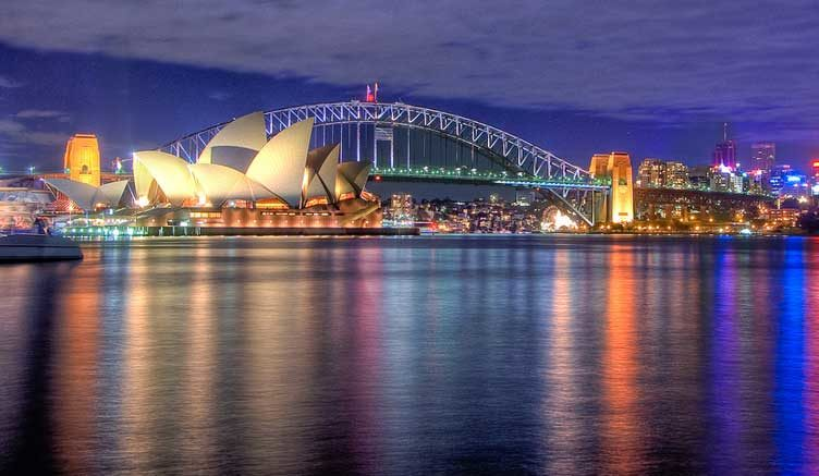 Sydney Opera House - Places to go in NSW