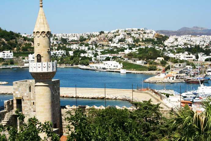 Exploring the Aegean Coast of Turkey